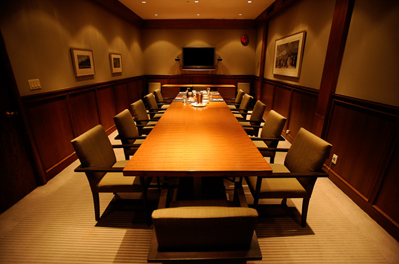 The Vancouver Club - The Board Room